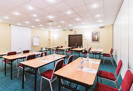 Lesnaya/Rechnaya Meeting rooms